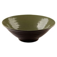 Elite Global Solutions D1010RR Pebble Creek Lizard-Colored 1.72 Qt. Bowl - 6/Case