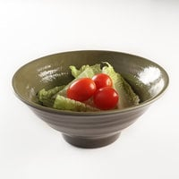 Elite Global Solutions D1006RR Pebble Creek Lizard-Colored 20 oz. Bowl - 6/Case
