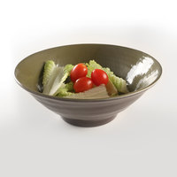 Elite Global Solutions D1008RR Pebble Creek Lizard-Colored 40 oz. Bowl - 6/Case