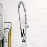 Regency 1.15 GPM Pre-Rinse Spray Valve and 44 inch Flex Hose