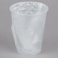 Lavex Lodging 9 oz. Translucent, Individually Wrapped Cups - 100/Pack
