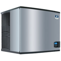Manitowoc ID-0906A Indigo Series 30 inch Air Cooled Full Size Cube Ice Machine - 208V, 1 Phase, 874 lb.