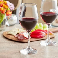 Acopa 11 oz. Customizable All-Purpose Wine Glass - 12/Case