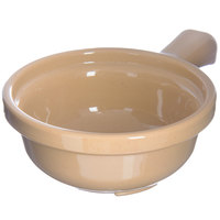 Carlisle 700819 Stone 12 oz. Handled Soup Bowl - 24/Case