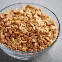 Regal 10 lb. Roasted & Unsalted Peanut Halves