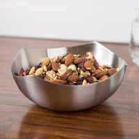 American Metalcraft SB3 40 oz. Satin Stainless Steel Serving Bowl