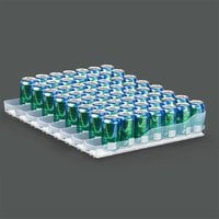 True 934550 Trueflex Clear Bottle Organizer