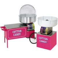 Paragon 3060010 Pink Cotton Candy Cart