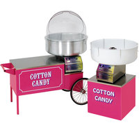 Paragon 3060030 Pink Cotton Candy Stand