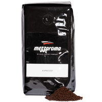 Ellis Mezzaroma 12 oz. Dark Regular Ground Espresso - 6/Case