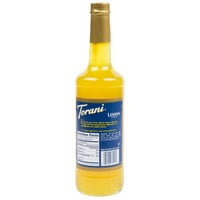 Torani 750 mL Lemon Flavoring / Fruit Syrup