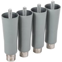 Traulsen GSACC-LEGS 6 inch Leg for G-Series - 4/Set