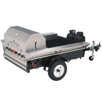 Crown Verity TG-2 69 inch Tailgate Grill