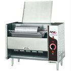 APW Wyott M-95-3 Vertical Conveyor Bun Grill Toaster with 3