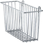 Metro H210C Chrome Storage Basket for Wire Shelving 17 3/8