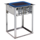 Lakeside 976 Stainless Steel Drop-In Tray Rack Dispenser - 23 1/4
