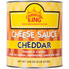 Carnival King Cheddar Cheese Sauce 6 #10 Cans / Case