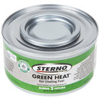 Sterno Products 20112 Green Heat Chafing Dish Fuel - 2 Hour - 3 / Pack
