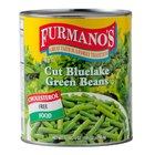 Furmano's Cut Green Beans 6 - #10 Cans / Case