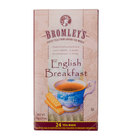 Bromley Exotic English Breakfast Tea - 24 / Box
