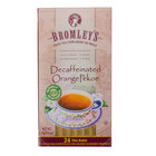 Bromley Exotic Orange Pekoe Decaffeinated Tea - 24 / Box