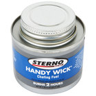 Sterno Products 10104 Handy Wick Chafing Fuel - 2 Hour - 48 / Case