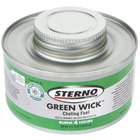 Sterno Products 10120 Green Wick Chafing Fuel - 4 Hour - 24 / Case