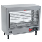 Nemco 6460 Heated Display Case with Lighted Interior and Humidity - 28