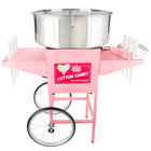 Carnival King CCM21CT Cotton Candy Machine with 21