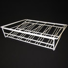 Turbo Air 30278H0200 Gravity Feed Coated Wire Shelf - 25 1/2