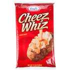 Kraft CHEEZ WHIZ Cheese Sauce - (6) 6.5 lb. Bags / Case