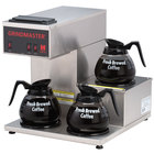 Grindmaster CPO-4RP-20A Portable Pourover Coffee Brewer with 2 Top and 2 Bottom Warmers