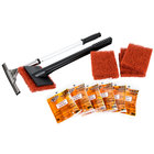 3M 710 Scotch-Brite Quick Clean Griddle Cleaning Starter Kit