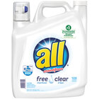Diversey CB461391 162 oz. All Free Clear High Efficiency Laundry Detergent - 2 / Case