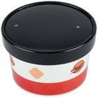 Soup Design with Paper Lid