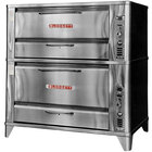 Blodgett 961/966 Gas Double Deck Oven with Vent Kit - 87,000 BTU