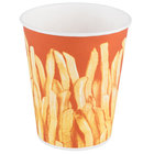 Dart Solo GRS16-00021 16 oz. Paper French Fry Cup - 1000 / Case