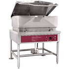 Blodgett BLP-40G 40 Gallon Power Tilt Gas Braising Pan / Tilt Skillet - 100,000 BTU
