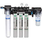 Everpure EV9328-06 High Flow CSR Triple-MC2 Water Filtration System with Pre-Filter - .5 Micron and 5 GPM