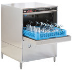 CMA L-1C Low Temperature Undercounter Glasswasher with 11