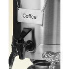 Coffee Chafer Name Plate -