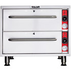 Vulcan VW2S Freestanding Two Drawer Warmer - 120V, 950W