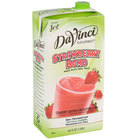 DaVinci Gourmet Strawberry Bomb Real Fruit Smoothie Mix - 64 oz.