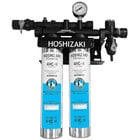 Hoshizaki H9320-52 Dual Cartridge Filtration System - 0.5 Micron Rating and 4 GPM
