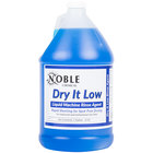 1 Gallon Noble Chemical Dry It Low Rinse Aid / Drying Agent for Low Temperature Dish Machines - Ecolab® 13720 Alternative
