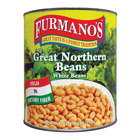 Furmano's Great Northern Beans 6 - #10 Cans / Case
