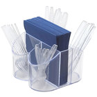 Cal-Mil 910 Classic Flatware / Napkin Display - 8