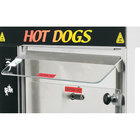 Star 174SGA Sneeze Guard for 174CBA and 174SBA Broil-O-Dog Hot Dog Broilers