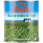 Cut Green Beans - 6 - #10 Cans / Case