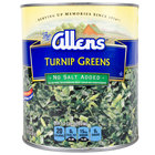 Chopped Turnip Greens - #10 Can - 6 / Case